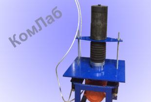 Виброплощадка СМЖ-универсал (ВПЛ-1АБ) для формования а/б образцов