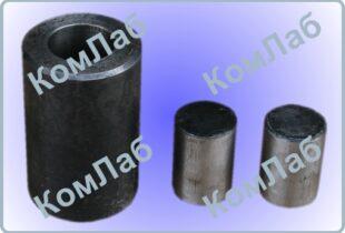 Форма ФУП-25,2 d=25 мм – для уплотнения образцов из смеси минерального порошка