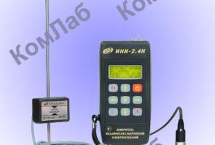 Прибор ИНК-2.42 с акселерометрическим датчиком ADXL – для измерения механических напряжений в арматуре.