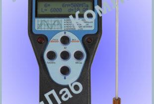 Прибор ЭИН-МГ4 для измерения механических напряжений в арматуре ЖБК