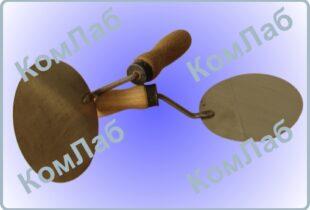 Лопатка ЛЗ для приготовления цементного раствора в лабораторных условиях