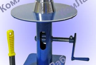 Лабораторный встряхивающий столик ЛВС с ручным управлением – для определения нормальной густоты пластичного раствора (по ГОСТ 310.4-81)
