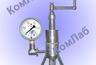 Прибор ПИБ (70кН/7тс) с электронным манометром – определение прочности бетонов методом отрыва со скалыванием по ГОСТ 22690-88