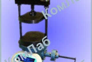 Пресс ручной гидравлический ПРГ-1-50П (50кН/5т) (изгиб призм 100х100х400мм)