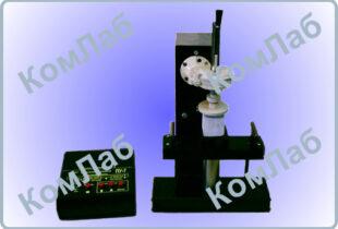Машина испытательная на 500 Н для механических испытаний образцов теплоизоляционных материалов по ГОСТ 15588. ВМ-4.6