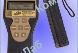 Прибор ИПА-МГ4 для контроля толщины защитного слоя бетона до 70 мм