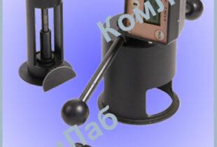 Прибор ПОС-50МГ4-2ПБ (ПОС-2МГ4П) – для измерения прочности ячеистых бетонов методом вырыва спирального анкера