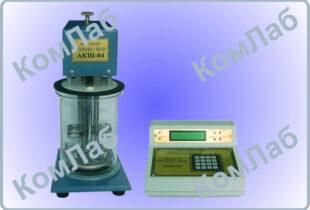 Аппарат автоматический для определения температуры размягчения битумов на 4 пробы (ГОСТ 11506) АКШ-04