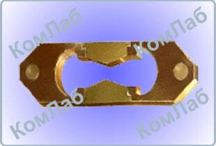 Форма «восьмерка» для дуктилометра (комплект 3 шт.)