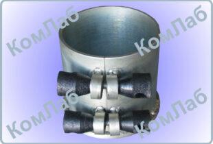 Форма цилиндрическая 100х100 мм (ФЦ-100) оцинкованная