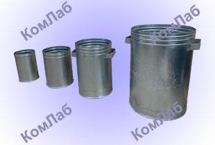 Сосуды мерные цилиндрические 5л, 10л, 20л, 50л